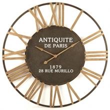 Atmosphère Déco horloge antiquité de Paris
