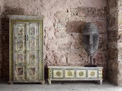 Atmosphère déco Vical sculpture armoire coffre