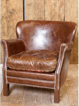 Fauteuil Turner Chehoma