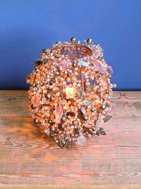Lampe Chehoma Perles