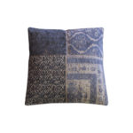 Coussin Patchwork ByBoo Denim